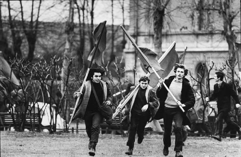 1968, Milano